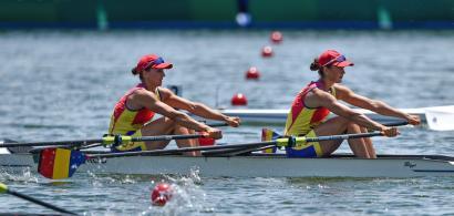 Prima medalie de AUR pentru România la Tokyo: Ancuța Bodnar și Simona Radiș...