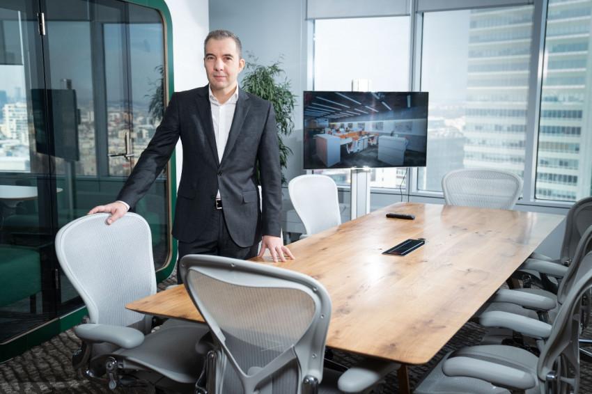 Horațiu Didea - managing partner Workspace Studio
