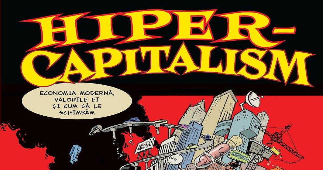 RAO a publicat cartea de benzi desenate Hipercapitalism, o incursiune în lumea finanțelor