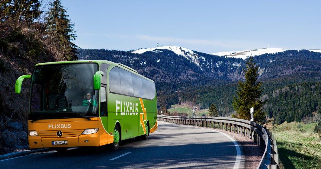 Calatoriile cu FlixBus, in crestere cu 50% la nivel global fata de 2017