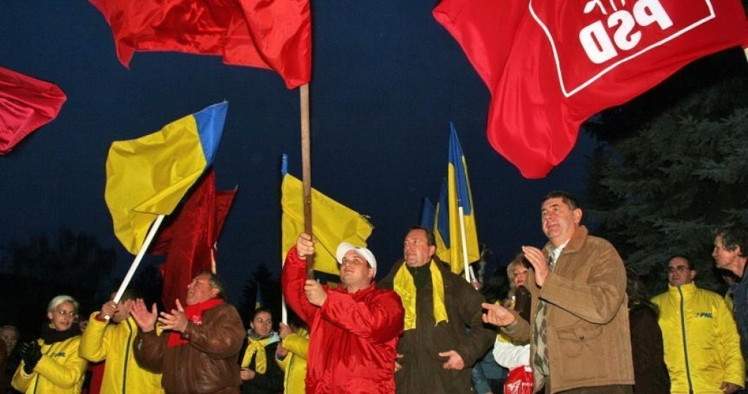PSD organizeaza manifestatie pro-Guvern cu cel putin 60.000 de oameni pe 9 iunie