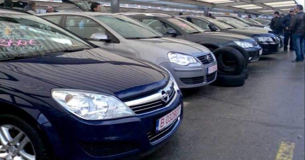 Tranzactiile cu masini vor fi impozitate cu 10% incepand de la al treilea vehicul