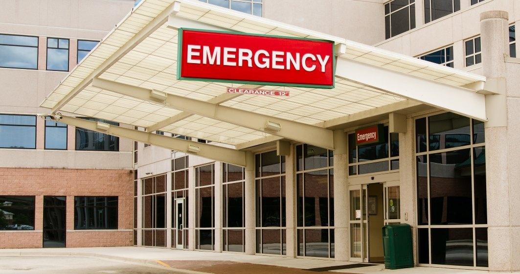 Revelion cu sute de urgente pentru servicul de Ambulanta