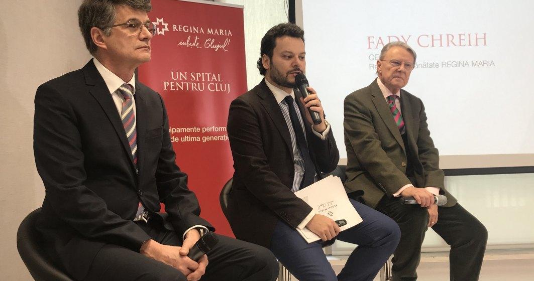 Regina Maria vrea sa transforme Clujul intr-o noua capitala a sanatatii, investind 18 mil. euro intr-un nou spital