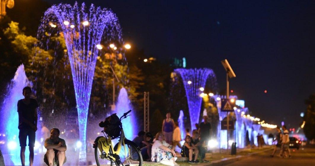 7 milioane de euro, pentru reabilitarea fantanilor din centrul Capitalei