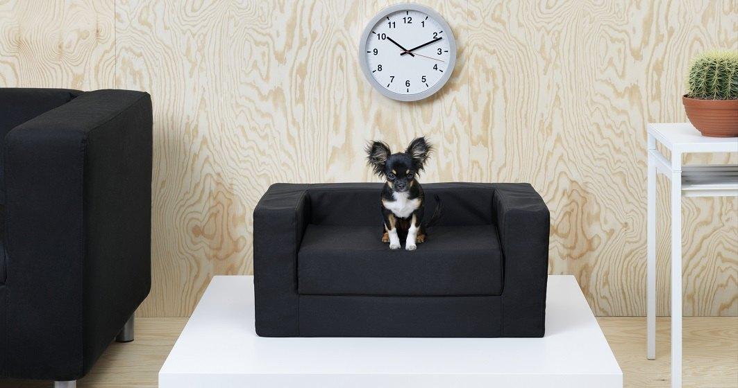IKEA lanseaza o gama de mobilier pentru animale de companie