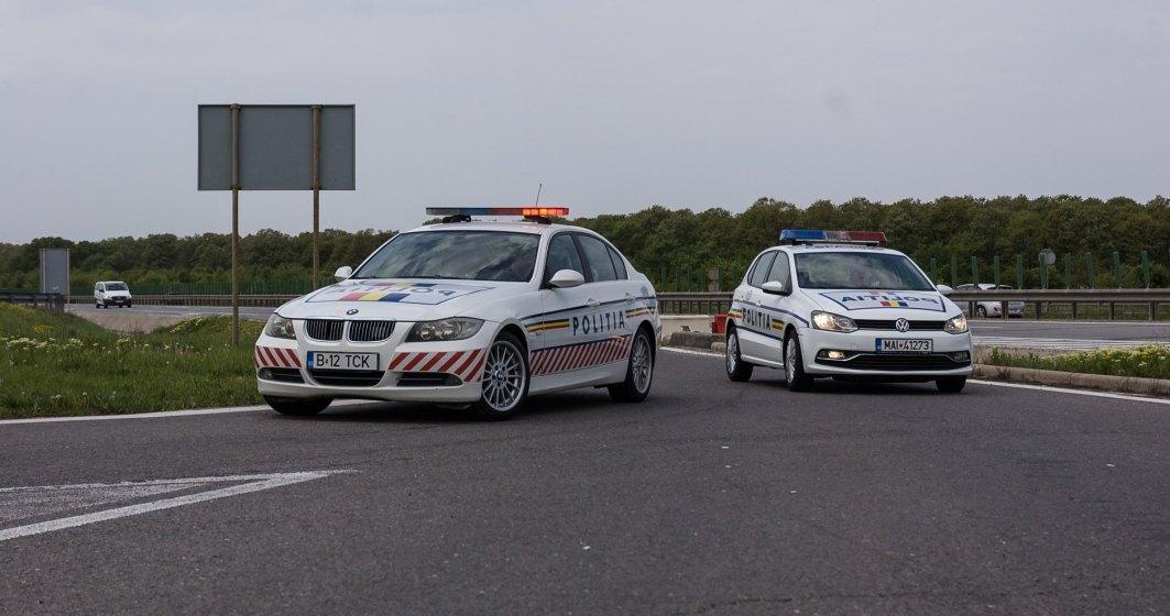 Infotrafic: Trafic intens pe sensul către litoral al autostrăzii A2