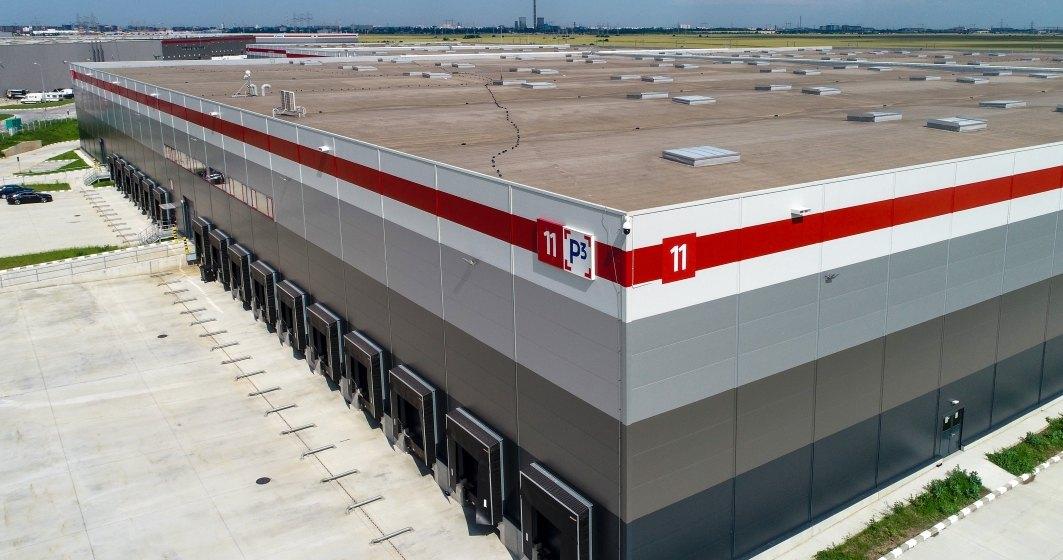 Coca-Cola HBC Romania si Mobexpert sunt noii chiriasi ai parcului de spatii logistice P3 Bucharest A1