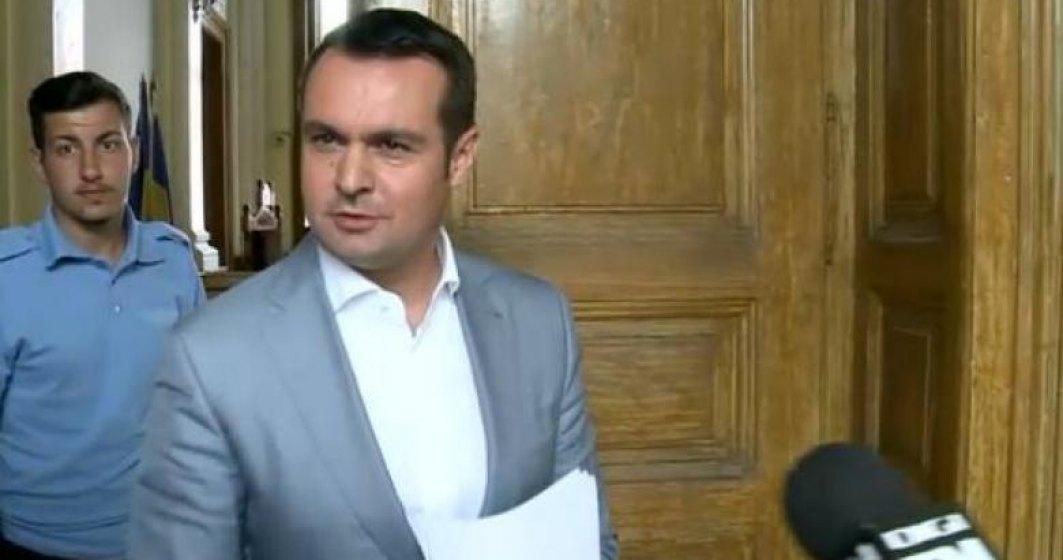 Catalin Chereches: Am primit un dar de 1,5 mil. euro de la mama