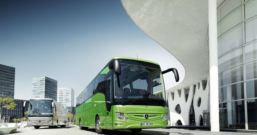 Mercedes-Benz lanseaza in premiera mondiala noul autocar Tourismo RHD
