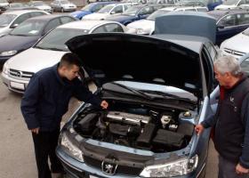 Mașini scoase la vânzare de către ANAF în luna august