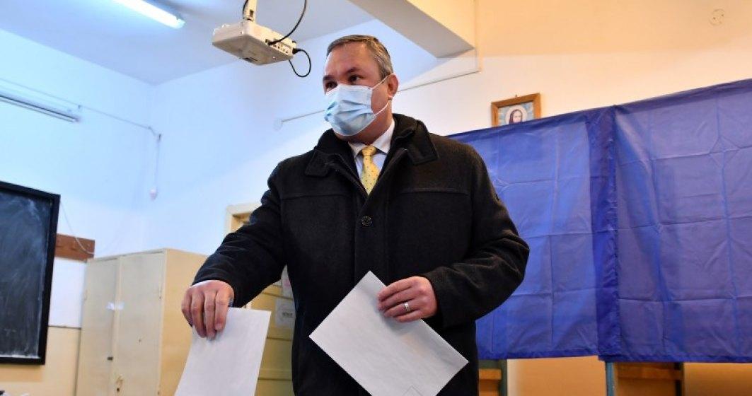 Nicolae Ciucă, premierul interimar: