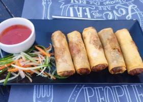 Review restaurant George Butunoiu: Bella Santiago e cheia corectă de lectură