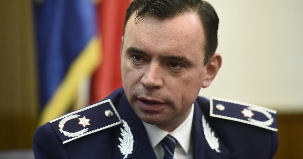 Carmen Dan il demite pe seful Politiei Romane