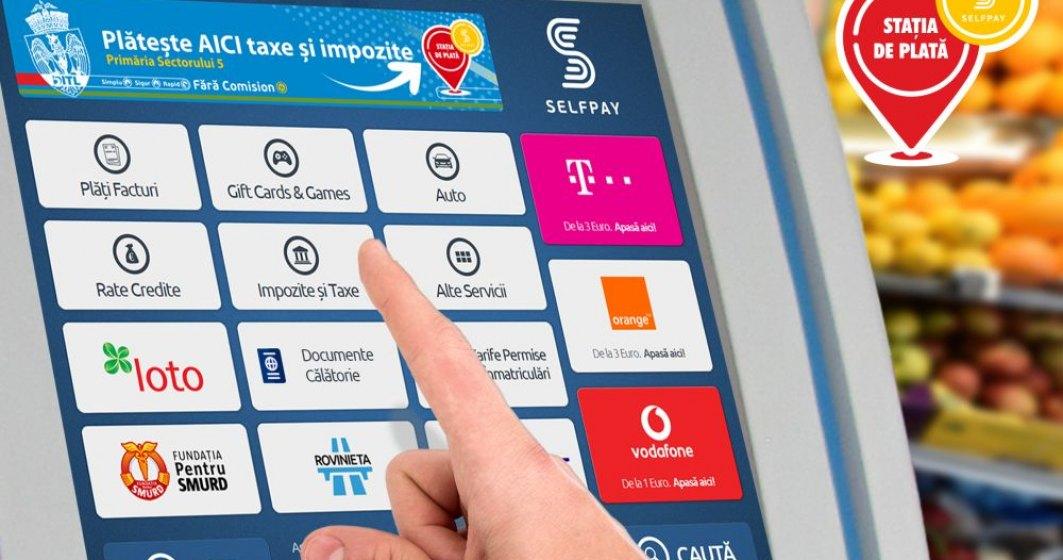 SelfPay a înregistrat o creștere a profitului cu aproape 300% anul trecut și un avans de 40% al numărului plăților