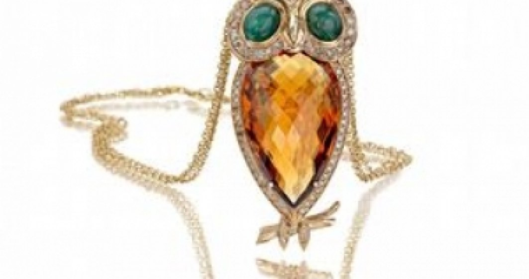 Bijuterii marca Gianni Lazzaro, din noiembrie la Galeriile Sabion