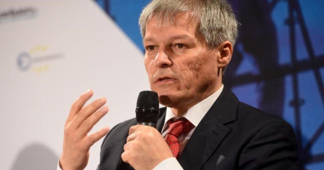 Dacian Ciolos: Am stiut despre modificarile propuse de Biris si am spus ca nu le sustin; le-a pus in dezbatere si i-am cerut sa plece