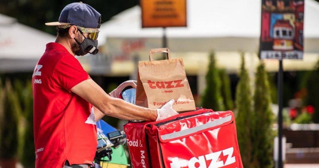 Premieră UNTOLD: fanii vor putea comanda mâncare din festival direct prin tazz by eMAG