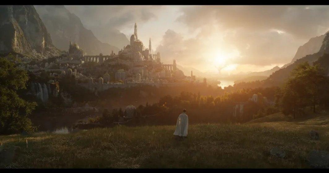 Amazon a anunțat când va debuta serialul Stăpânul Inelelor