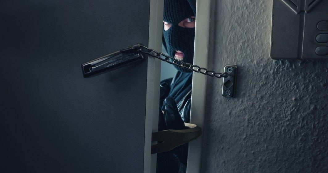 Cate locuinţe din România sunt jefuite de hoţi in fiecare zi