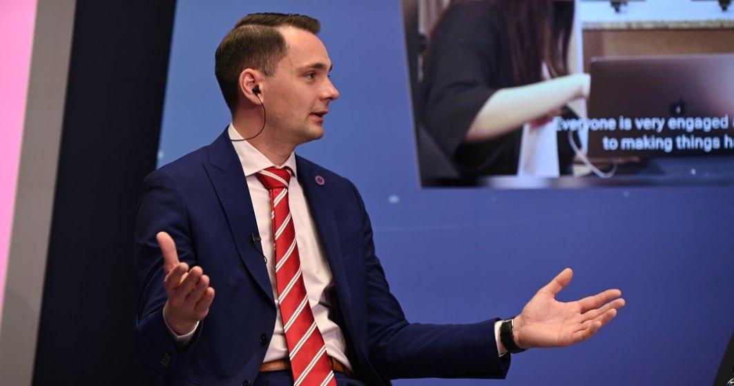 Octavian Dumitrescu, CEO și fondator CustomSoft: Fără pandemie, cifrele de astăzi pe e-commerce le-am fi atins în 3-4 ani