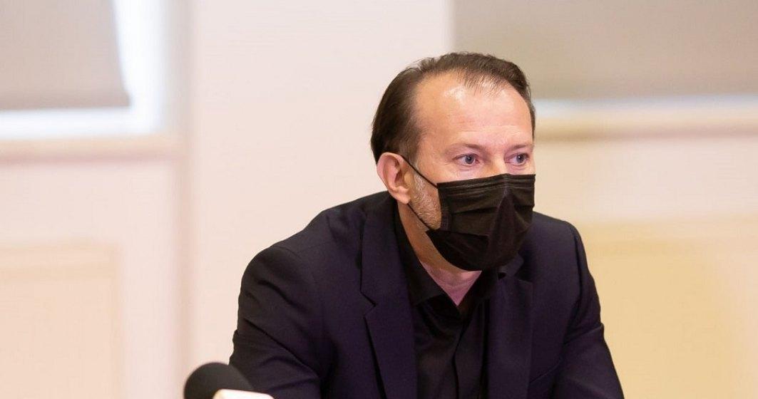Florin Cîțu: Am trimis cererea de revocare a ministrului Stelian Ion