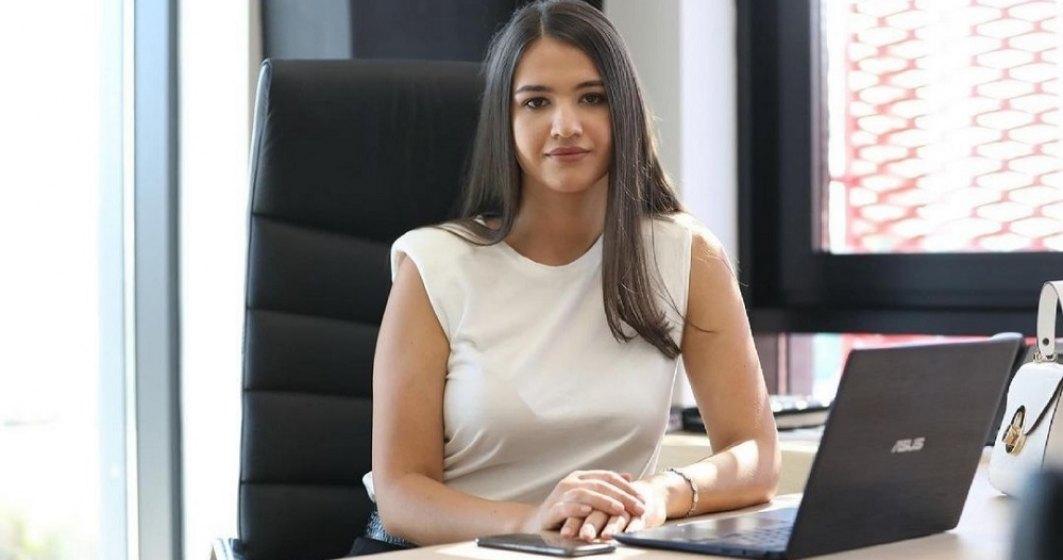 Andreea Cornea, moștenitoarea afacerii de familie Anna Cori: