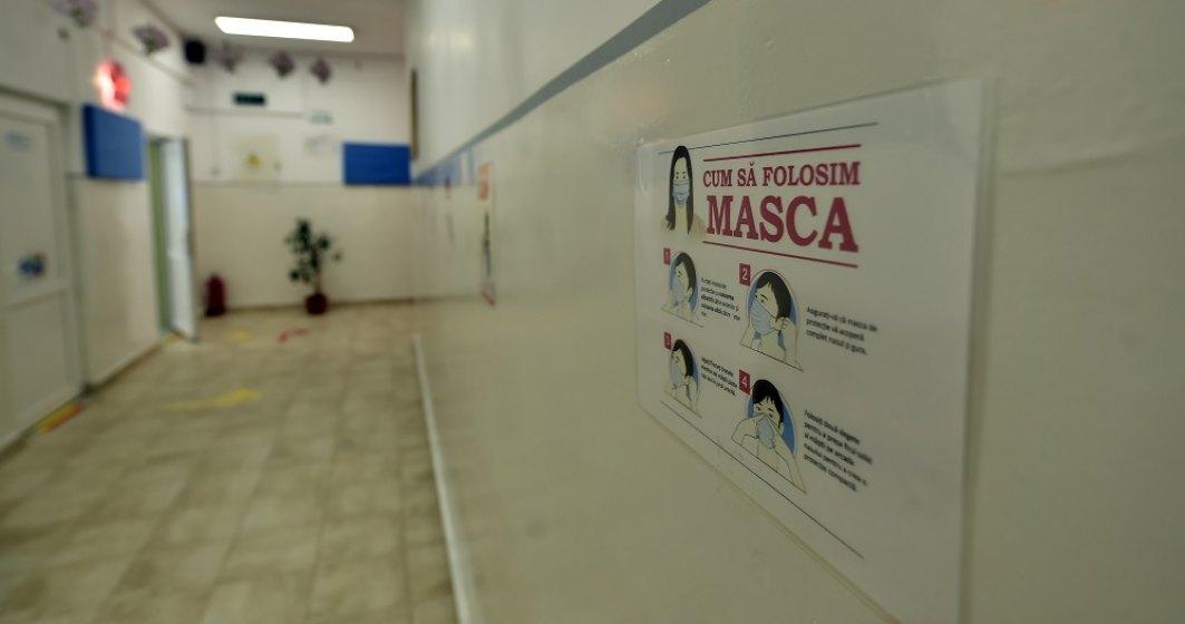 Coronavirus   Update: Ce școli din România se închid din cauza infecțiilor cu coronavirus