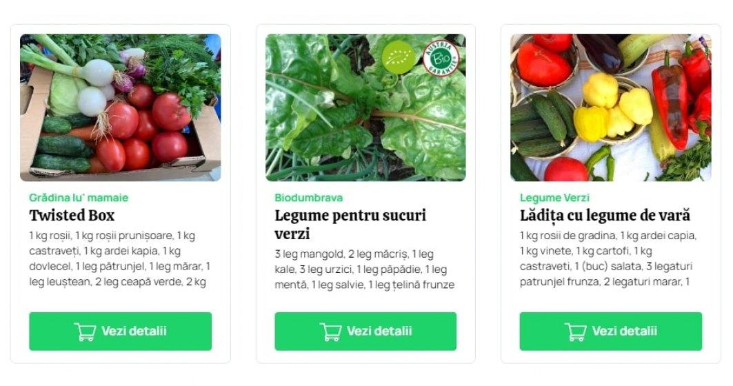 Startup-ul AgriHub lansează o platformă online de tip marketplace de unde românii pot cumpăra fructe și legume crescute direct de micii producători locali