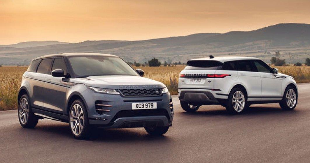 Range Rover Evoque PHEV va fi lansat anul viitor: versiunea 100% electrica vine dupa 2025