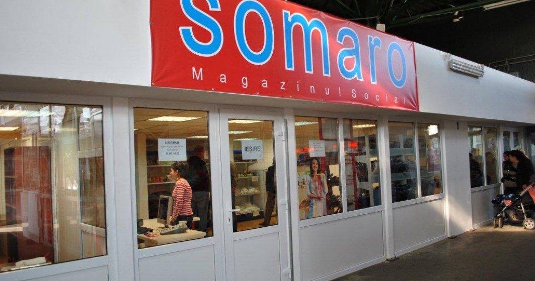 Magazinul social Somaro, prezent in Sibiu si Bucuresti, cere autoritatilor si retailerilor sa se implice pentru oameni