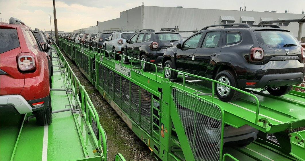 Hodlmayr Logistics Romania va livra masinile produse de Dacia in Germania