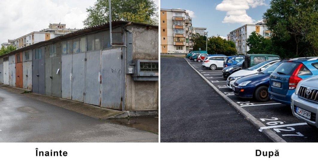Ciprian Ciucu: Vom înlocui garajele apărute în București în anii '90 cu parcări