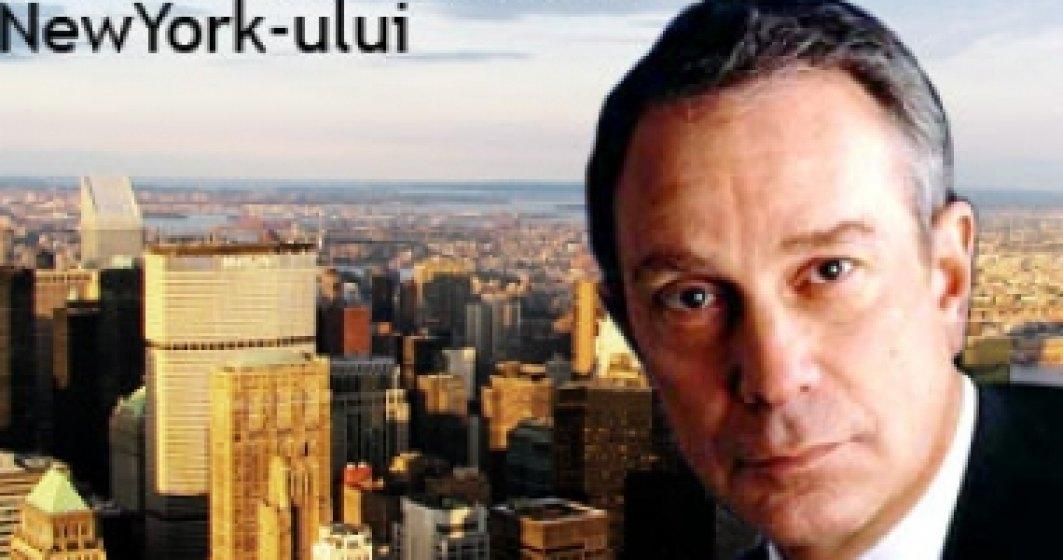 Michael Bloomberg, primarul de miliarde al NewYork-ului