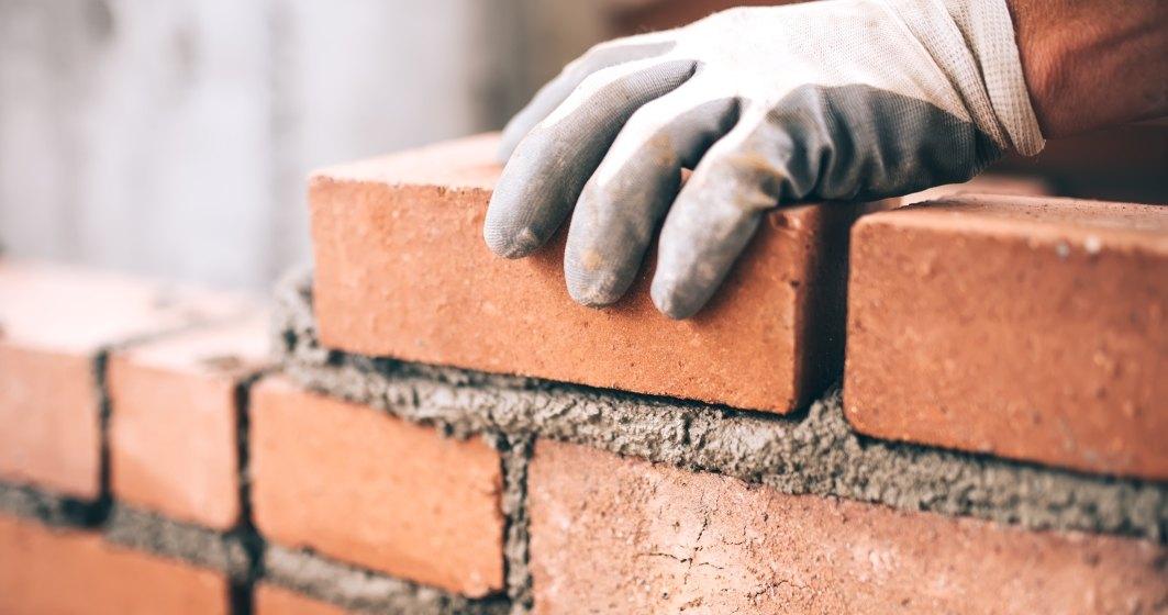 Lucrările de construcţie au crescut în volum cu 48%, inainte ca sectorul sa fie lovit de coronavirus