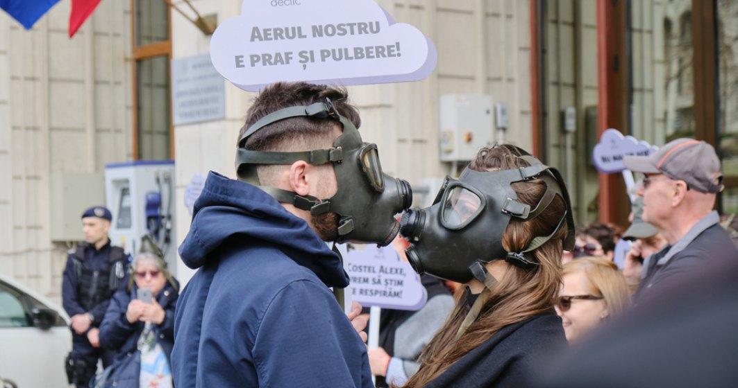 EXCLUSIV Garda de Mediu, București: populatia e de vină pentru poluare, mașinile sunt (prea) multe