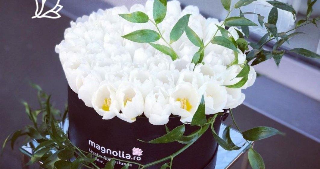 Lanțul de florării Magnolia deschide două noi puncte de lucru în România