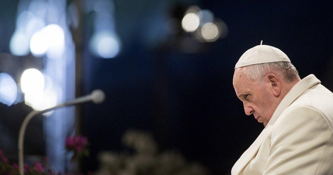 Caz de COVID-19 confirmat în reședința din Vatican a papei Francisc