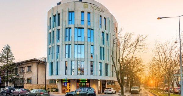Încă un proiect rezidențial de lux a fost inaugurat în cartierul Primăverii...