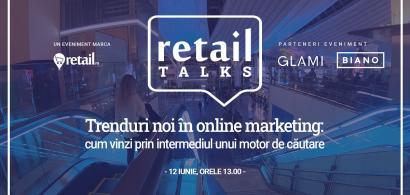 Webinar retailTalks: Trenduri noi în online marketing - Cum vinzi prin...