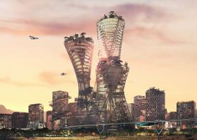 VIDEO | Un miliardar american vrea să ridice o metropolă de 400 de miliarde...