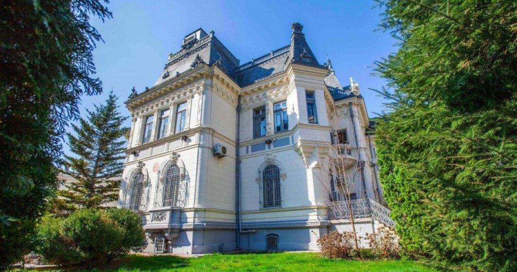 Fosta Ambasada a Statelor Unite ale Americii a fost scoasa la vanzare pentru 5,5 mil. euro