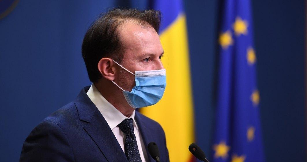 Surse: Premierului Florin Cîțu vrea să îl demită pe Vlad Voiculescu, Ministerul Sănătăţii