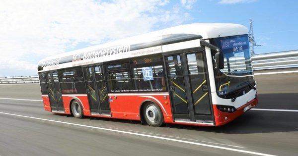 Primăria Capitalei va încerca iar să cumpere autobuze electrice. Nicuşor Dan...