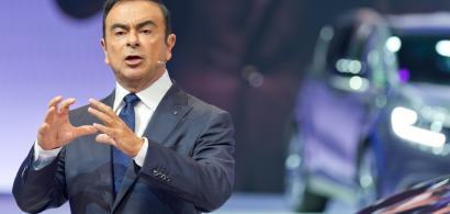 Carlos Ghosn vrea să-și vândă toate acțiunile pe care le deține la Renault