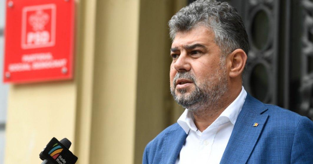 Marcel Ciolacu prinde curaj: Dacă mi se va face vreun dosar penal, eu am plecat de la conducerea partidului