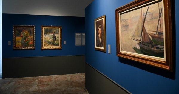 Expoziția Art Safari 2021 are opere de artă care valorează peste 9 milioane...