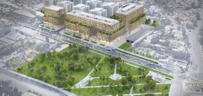 Acord de finanțare de 78 mil. euro pentru proiectul One Cotroceni Park, al...