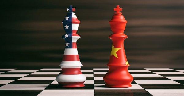 """Raport: Pandemia o """"ajută"""" pe China să devină cea mai mare economie cu 5 ani..."""