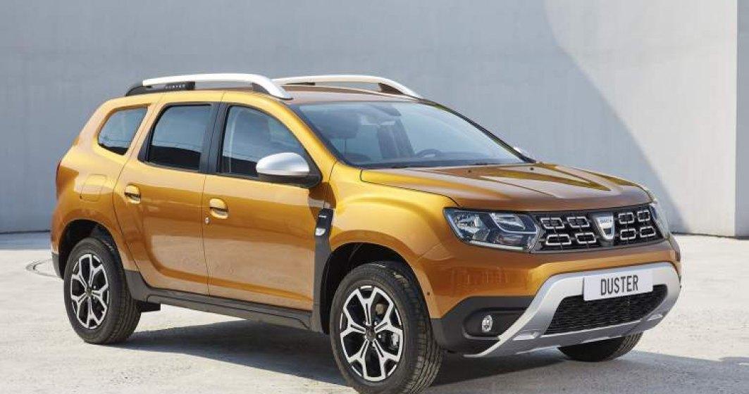 Duster, Logan si Sandero, cele mai bine vandute modele de masini in Rusia
